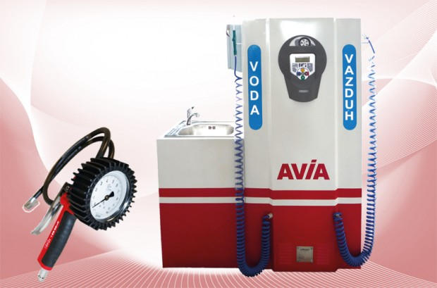 Kompresori za pumpanje guma